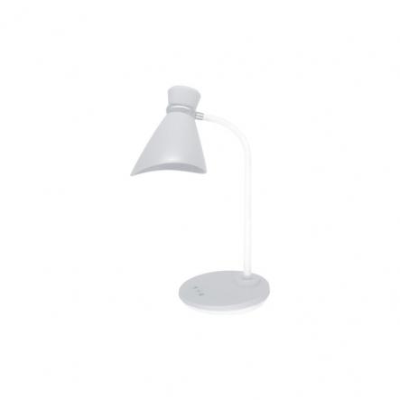 Настольная лампа HOROZ SMD LED 6W сер дим 300Lm/1/6 - 1