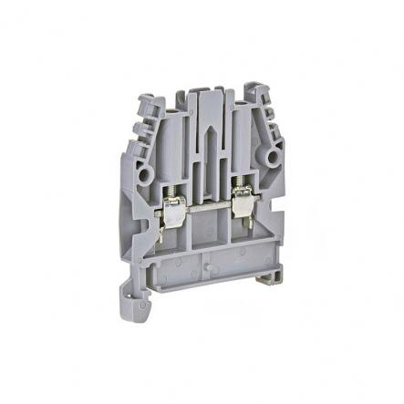 Клемма винтовая ESC-CBC.2 (2,5 мм2, серая) - 1