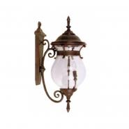 Светильник садово - парковый   Palace 1076В 3*60W E14 старое золото