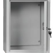 Корпус металлический ЩМП -1-1 36 IP-31 395х310х150  щит с монтажной панелью