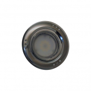 Светильник точечный Delux HDL16157R MR16 12V титан/хром
