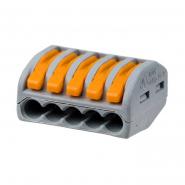 Клема быстрого монтажа СМК 222-415  IEK(4шт/у)
