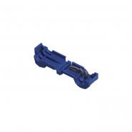 Зажим-ответвитель, прокалывающийЗПО-2 1,0-2,5 мм2 синий (100 шт) ИЭК