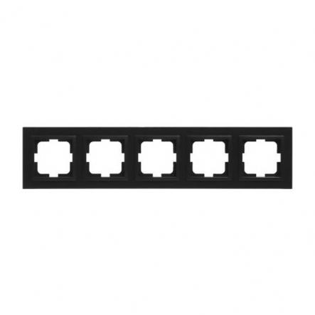 Рамка 5-я , Mono Electric, DESPINA ( графит ) - 1
