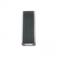 Фасадный светильник POWERLUX PWDP-2*5W-210H3D IP65