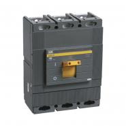 Автоматический выключатель IEK ВА88-40 3p 630А 35кА SVA50-3-0630