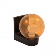 Светильник настенный шар дымка гладкий Е-27, 613 АСКО