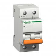 Автоматический  выключатель Schneider Electric ВА 63 1п+ноль  50А  11218