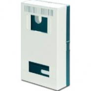 Щит под 1-фазный счетчик 5 модулей наружный без стекла
