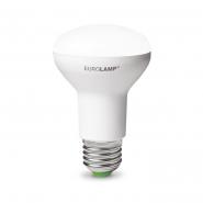Лампа R63 9W E27 4000K LED EUROLAMP EKO серии P EUROLAMP