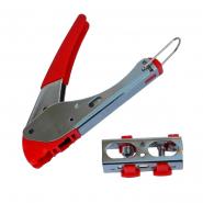 Инструмент обжимной для компрессионных F, BNC и RCA разъемов