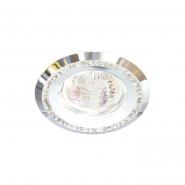 Светильник точечный Feron DL103-W прозрачный/белый