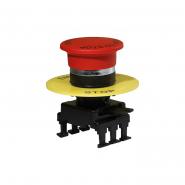 Кнопка-грибок красная НG55B1 отключение вытягиванием 40мм ETIMAT