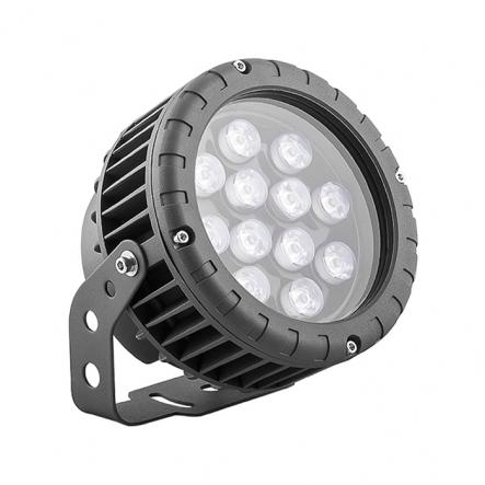 Прожектор LL-883 12W 950 lm 2700K 85-265V IP65 - 1