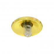 Светильник точечный Feron  G4 открытый золото