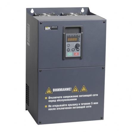 Преобразователь частоты CONTROL-L620 380В, 3Ф 22-30 kW IEK - 1