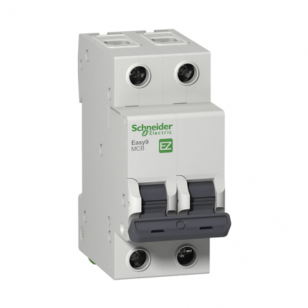 Автоматический выключатель EZ9 2Р 63А, С Schneider Electric - 1