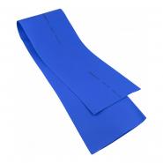 Трубка термоусажеваемая ТУТ 100/50  синяя ACKO