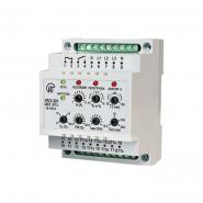 Универсальный блок защиты асинхронных электродвигателей Новатек-Электро УБЗ-301 ток 10-100А