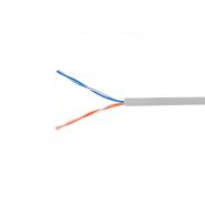 Провод для компьютерных сетей не экранированный внутренний КПВ-ВП (100) 2х2х0.5 (UTP-cat.5E)
