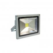 Прожектор  1LED 20W белый 6400K 230V (185*156*105mm)  IP65
