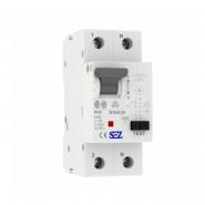 Дифференциальный автоматический выключатель СЕЗ PF12 B 10A/0.03A