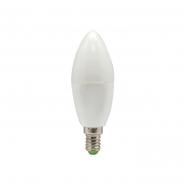Лампа LED BL37B 7Вт 6500K 220В E14 DELUX