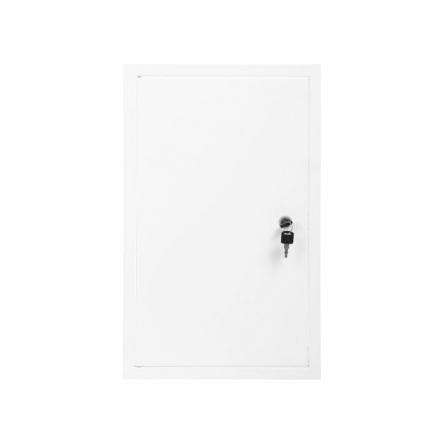 Дверь ревизионная ДР 4060 с замком - 1