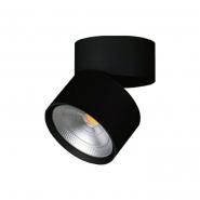 Cветильник  AL541  COB  14W  черный  1190Lm 4000K IP20  90град  80*110мм