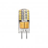 Лампа светодиодная LB-422 AC/DC12V 3W 48leds G4 4000K 240lm Feron
