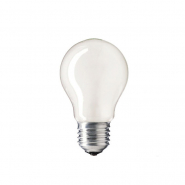 Лампа накаливания 100A1/F/E27 230V GE A50 матовая