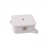 Коробка распределительная без клемника  д.80х80 IP 41