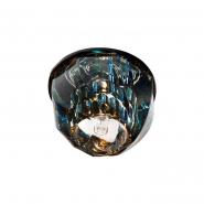 Светильник точечный  JCD9 35W прозрачный/чай