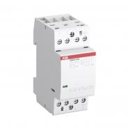 Пускатель магнит ESB 25-40N-06  25А 4Р 4NO 230В AC/DC(Модульний контактор ) АВВ