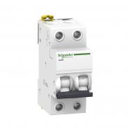 Автоматический выключатель Schneider Electric  IK60 2P  10А С  А9К24210