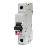 Автоматический выключатель ETI Р10 DC 1p C 10A