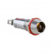 Сигнальная арматура АСКО-УКРЕМ AD22C-8 AC 220В LED Желтая