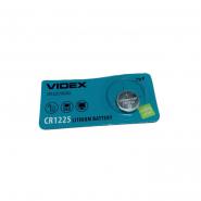 Батарейка CR 1225 VIDEX