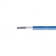 Провод монтажный гибкий с изоляцией из шелка МГШВ 0,2