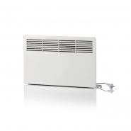 Электроконвектор 1500Вт с электронным  термостатом и штепсельной вилкой