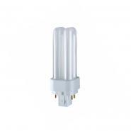 Лампа компактная люминесцентная 26W/830 G24q-3 DULUX D/E OSRAM