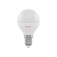 Лампа LED сфера D45 7W PA LB-32 Е14 3000 PERFECT ELECTRUM