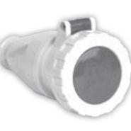 Розетка переносная  (соед) ISG (IP 67), 16A, 400V, 5n SEZ