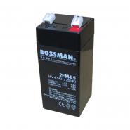 Аккумуляторная батарея  4V 4.5AH Bosman profi