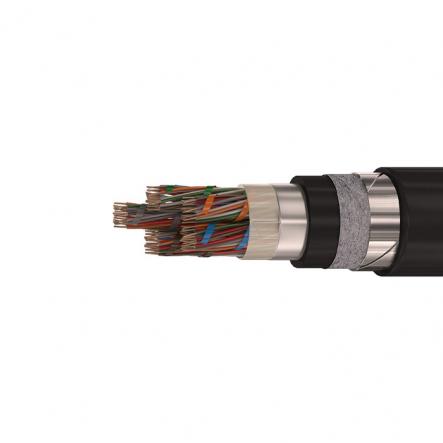 Кабель связи телефонный в оболочке из полиэтилена в броне ТППэпБбШв 10х2х0,5 - 1