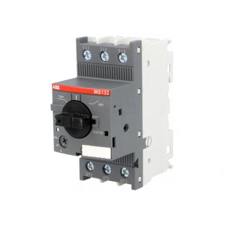 Автомат защиты двигателей MS132-25 АВВ - 1