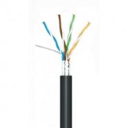 Провод для компьютерных сетей экранированный внутренний КППЭО-ВП(100) 4х2х0,51 (S/FTP 5 cat)