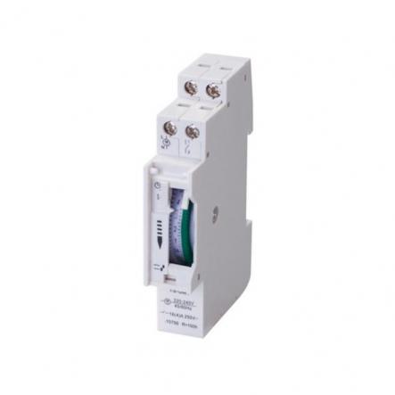 Таймер механический суточный на дин-рейку HOROZ 108-003-0001 - 1