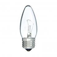 Лампа накаливания свеча 40 Е27 ИСКРА
