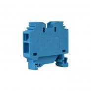Клеммник пружинный JHN2-10,0 синий